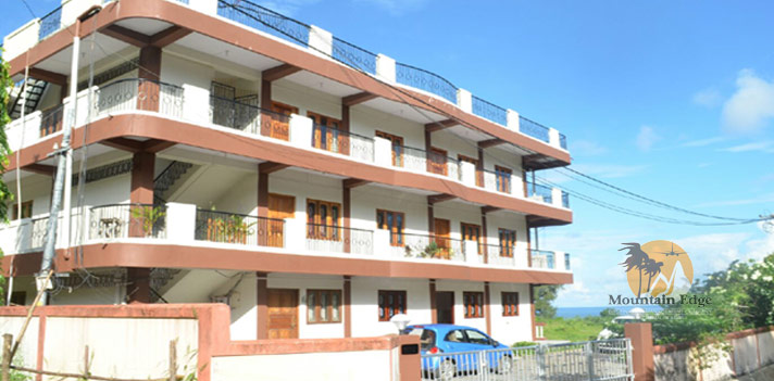 Andaman Castle - Hotel View 1