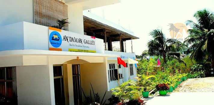 Andaman Galley - hotel view 1