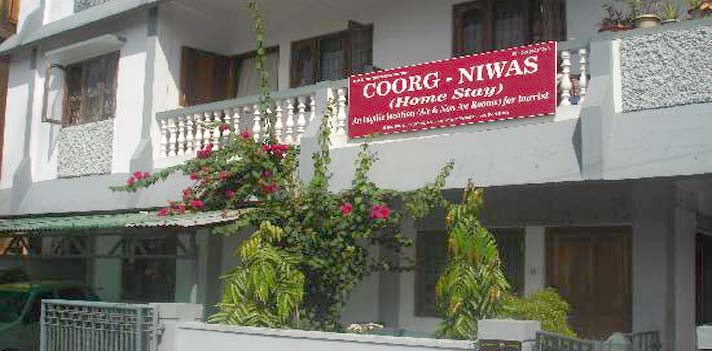 Coorg Niwas Home Stay - hotel view 1